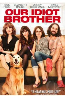 Our Idiot Brother DVD Cover Art