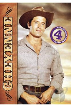 Cheyenne - The Complete Fourth Season DVD Cover Art
