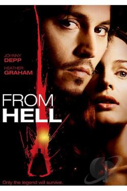 From Hell DVD Cover Art