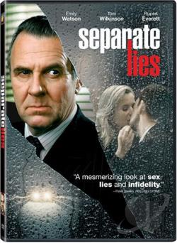 Separate Lies DVD Cover Art