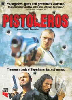 Pistoleros DVD Cover Art