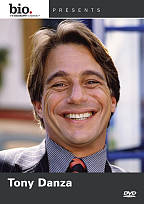 Biography: Tony Danza DVD Cover Art