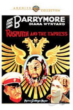Rasputin and the Empress DVD Cover Art
