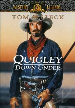 Quigley Down Under DVD Cover Art