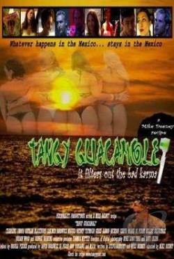 Tangy Guacamole DVD Cover Art