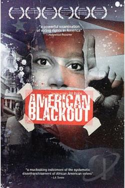 American Blackout DVD Cover Art
