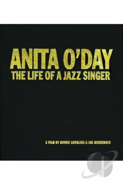 Anita O'Day: The Life of a Jazz Singer DVD Cover Art