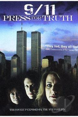 9/11 - Press For Truth DVD Cover Art