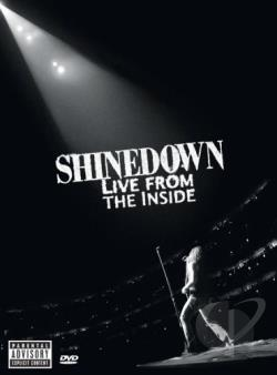 Shinedown - Live from the Inside DVD Cover Art