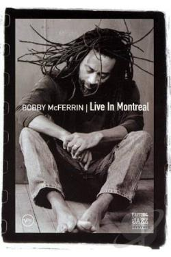 Bobby McFerrin: Live in Montreal DVD Cover Art