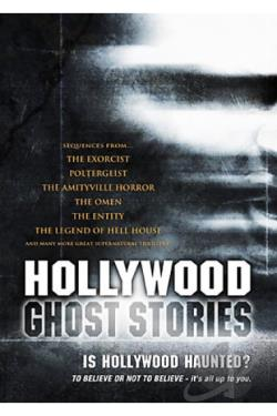 Hollywood Ghost Stories DVD Cover Art