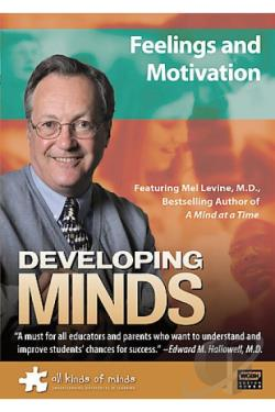 Developing Minds - Theme Set: Feelings and Motivation DVD Cover Art