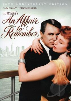 Affair to Remember DVD Cover Art