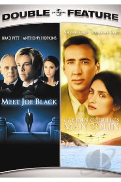 Jaquette dvd rencontre avec joe black