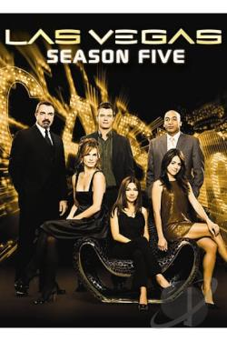 Las Vegas - The Complete Fifth Season DVD Cover Art