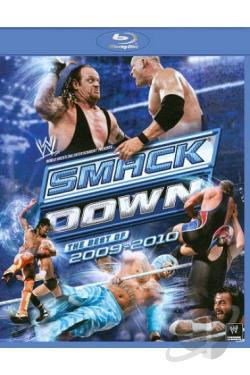 WWE: Smackdown - The Best of 2010 BRAY Cover Art