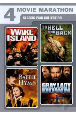 Classic War Collection DVD Cover Art