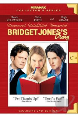 Bridget Jones' Diary DVD Cover Art