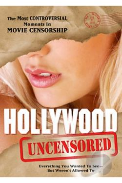 Hollywood Uncensored DVD Cover Art