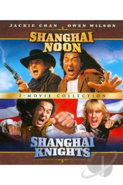 Shanghai Noon/Shanghai Knights BRAY Cover Art