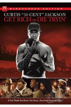 Get Rich or Die Tryin' DVD Cover Art