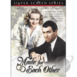 Made for Each Other DVD Cover Art