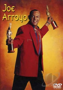 Joe Arroyo - La Historia Vol. 1 DVD Cover Art