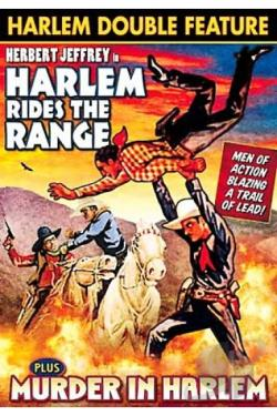 Murder In Harlem/Harlem Rides the Range DVD Cover Art