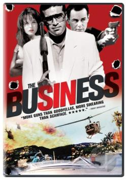 Business DVD Cover Art