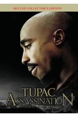 Tupac - Assassination (Conspiracy or Revenge) DVD Cover Art