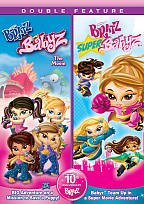 Bratz: Babyz - The Movie/Super Babyz DVD Cover Art