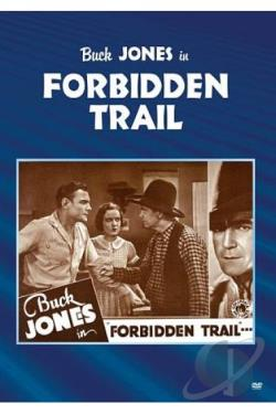 Forbidden Trail DVD Cover Art