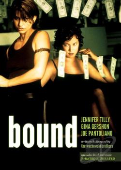 Bound DVD Cover Art
