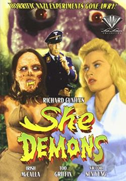 She Demons DVD Cover Art