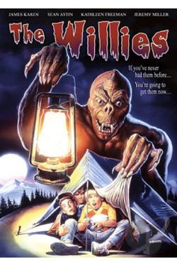 Willies DVD Cover Art