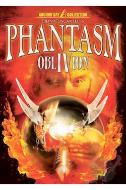 Phantasm IV: Oblivion DVD Cover Art