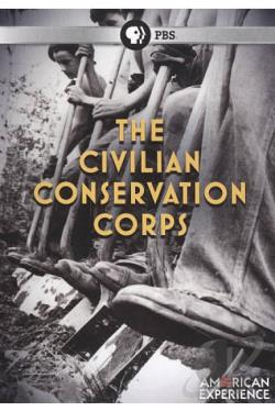 American Experience: The Civilian Conservation Corps DVD Cover Art