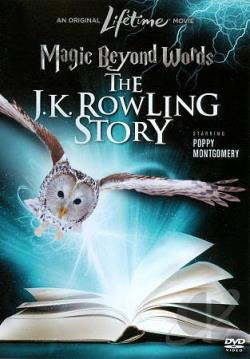 Magic Beyond Words: The J.K. Rowling Story DVD Cover Art