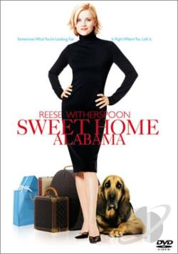 Sweet Home Alabama DVD Cover Art