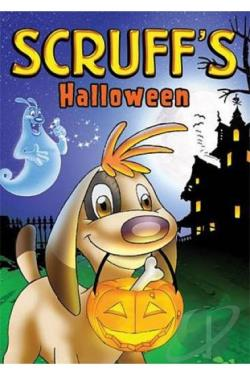Scruff's Halloween DVD Cover Art