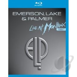 Emerson, Lake & Palmer - Live at Montreux 1997 BRAY Cover Art
