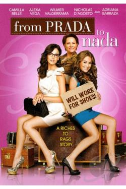 From Prada to Nada DVD Cover Art