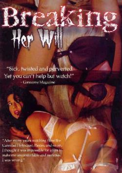 Breaking Her Will DVD Cover Art