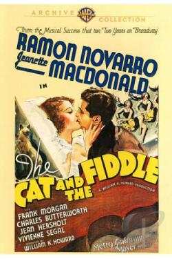 Cat and the Fiddle DVD Cover Art