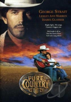 Pure Country DVD Cover Art