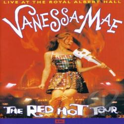 Vanessa-Mae: Live at the Royal Albert Hall DVD Cover Art