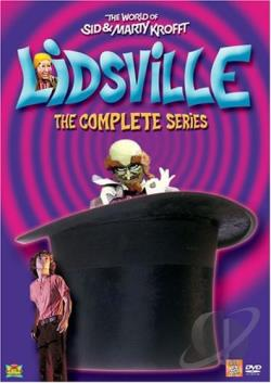 Lidsville - The Complete Series DVD Cover Art