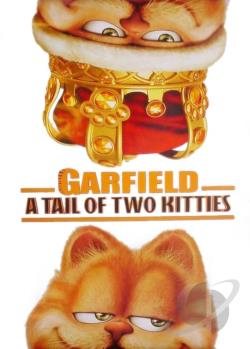 Garfield: A Tail of Two Kitties DVD Cover Art