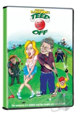 National Lampoon's Tee'Ed Off DVD Cover Art