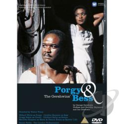 Porgy and Bess DVD Cover Art